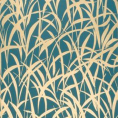 Mulberry Home Grasses Wallpaper | Occa-Home.co.uk