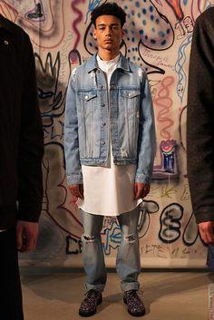 Soulland Spring Summer 2016 Primavera Verano #Menswear #Trends #Tendencias #Moda Hombre - London Collections MEN - M.F.T.