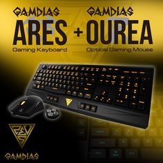 How do you like our GAMDIAS ARES KEYBOARD + OUREA OPTICAL MOUSE combo?  Where else you can get such high quality products with good price! Tell us more of what other combos will you be looking for?