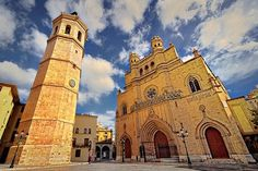 Castellón de la Plana - I loved living here! Information About Spain, Costa, Natural Park, The Province, World Heritage Sites, Geography, Travel Guides, Madrid, Cathedral