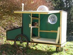 2 sheet multi use mobile shelter