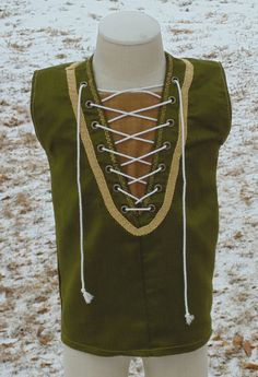 Little Prince Boys Renaissance Doublet by FruFruandFeathers, $50.00