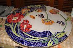 Resultado de imagem para desenho de flores para fazer mosaico