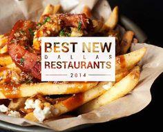 Best new restaurants incl knife modern steak