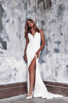 Born from a long love affair with the perfectly fitted wedding gown, an eye for detail Wedding Dresses Sydney, Designer Wedding Dresses, Fitted Wedding Gown, Wedding Gowns, Lace Wrap, Pearl And Lace, Beaded Lace, Wedding Styles, Couture