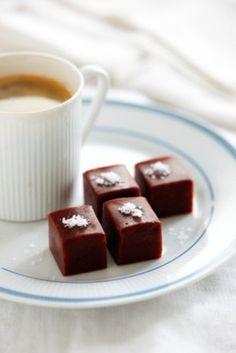 Salted Caramel Pieces slice #recipe #desert
