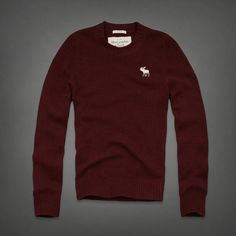Abercrombie & Fitch men's sweaters at Abercrombie & Fitch for $29.90 with 5 shipping