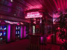 Last pic! I really loved doing neon pink and thanks so much for the lovee This pic is another lust one. Lowkey makes me feel like a high end strip club. Neon Aesthetic, Aesthetic Themes, Burgundy Aesthetic, Alien Aesthetic, Aesthetic Revolution, Neon Nights, Pink Themes, Bioshock, Pink Walls