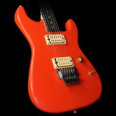 Charvel Custom Shop Nitro Aged San Dimas Electric Guitar