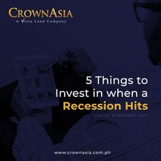 Stocks can perform even during a recession – you just need to know which ones. Here are five investments to consider when a recession hits. Investment Tips, 5 Things, Need To Know, Investing