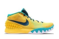 NEW Nike Kyrie 1 EP Letterman Yellow Basketball 705277 737 SZ 11 Clothing, Shoes & Accessories:Men's Shoes:Athletic #nike #jordan #shoes houseofnike.com $90.00