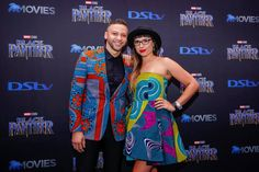 I was excited to be part of such an amazing screening of Black Panther. The atmosphere was incredible, the outfits even more Spectacular. Take a look at what South African Wakanda looked like. Ankara Fashion, African Fashion, Ankara Styles, Black Panther, Strapless Dress, The Incredibles, Outfits, Dresses, Strapless Gown