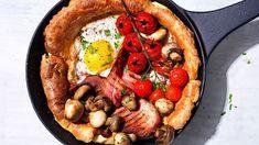 Image: Full English breakfast pancake