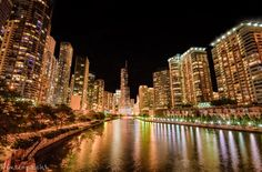 Chicago River East