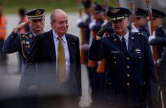 Firma de la paz El rey Juan Carlos vendrá a Cartagena - El Colombiano