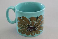 Staffordshire vintage mug