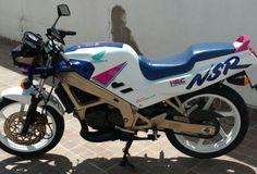 Moto Honda NSR F2 125