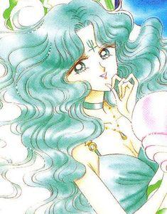 sailor neptune, always wanted to be her uranus <3