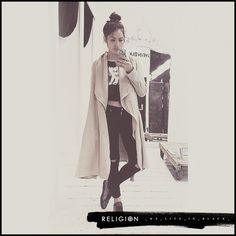 O_O_T_D  To be featured, just upload your Relgion photos to Instagram with #WeLiveInBlack @__stella_b__