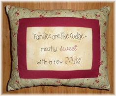 ♥ family....oh this is so my family