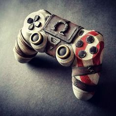 God of War PS4 custom controller !!!!