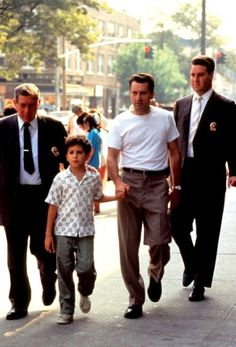 A Bronx Tale. Such a good movie!