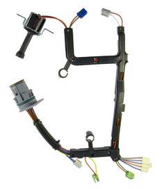 4l60e transmission wire harness rostra 350-0061 2003-06 chevrolet chevy  74425nc #rostraprecisioncontrols