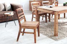 Jedálenské stoličky - drevené : Stolička Plain