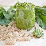 Clean Eating Traditional Pesto
