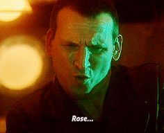 ~ doctor who the doctor Billie Piper Rose Tyler Christopher Eccleston ninth doctor a thousand notes dying rn doctor: ninth