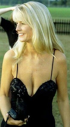 Ulrika johnsson boob