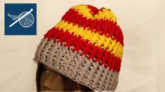 Crochet Team Hat - How to Make Crochet Geek Simple Crochet