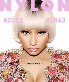 Nicki Minaj Is Our April Cover Star