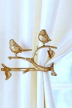 bird shower curtain #birds #bathroom bird themed bathroom decor