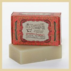 Handmade Irish Skincare Products, Squeaky Clean Natural Ingredients, The Handmade Soap Company Soap Company, Natural Cosmetics, Cinnamon, Irish, Decorative Boxes, Skin Care, Cleaning, Handmade, Competition