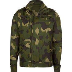 KAUN SGT Mens Jacket #camo #jacket