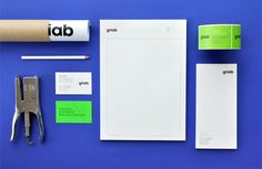 Griab by Kollor Design Agency , via Behance