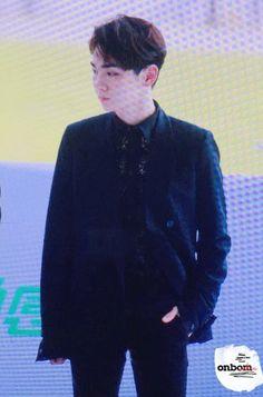 160328 the 23rd East Billboard Music Awards #기범 #key  beautiful boy
