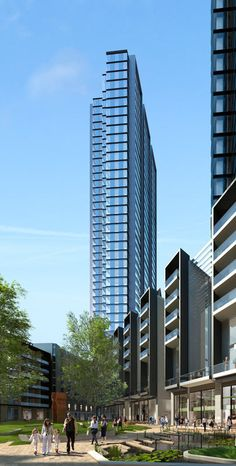 High-Rise Residential Community © Foster + Partners