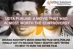 """This weekend watch it in theatres because """"Baat aapki ya humari nahi hai, baat hai Punjab ki."""""""