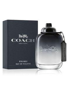 COACH NEW YORK for Men's EAU DE TOILETTE SPRAY 3.3 oz/100 ML, New In Box #coach