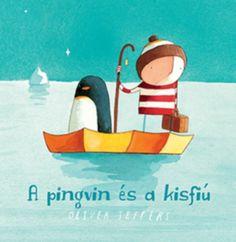 """""""Volt egyszer egy kisfiú, aki egy napon egy pingvint talált az ajtaja előtt."""" A kisfiú segít neki visszajutni a Déli sarkra, de a hazafelé tartó úton rádöbben, hogy a kis pingvin nem eltévedt, csak magányos volt. Visszafordul érte és közösen hajóznak tovább. Oliver Jeffers világszerte ismert könyve végre magyarul! Ezt a könyvet 1-6 éves gyerekek számára ajánljuk."""