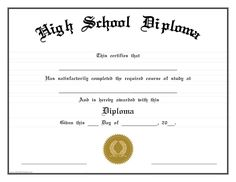 Free printable high school diploma template huge collection of high high school diploma edit cert highs 2pdf easy education templateshigh yelopaper Images