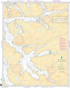 NHS Chart 129: Halsafjorden - Surnadalsøra