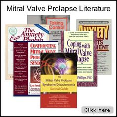 Mitral Valve Prolapse Literature
