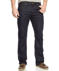 TOMMY HILFIGER Tommy Hilfiger Men's New Bootcut Jeans. #tommyhilfiger #cloth # jeans