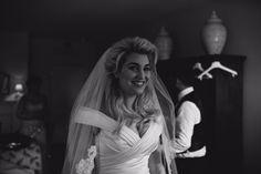 White Mischief Bride Charlie wearing Augusta Jones Veronica
