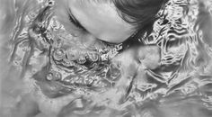 graphite drawing by Melissa Cooke
