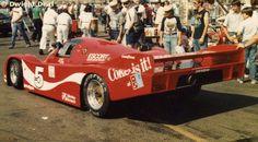 RSC Photo Gallery - Charlotte 500 Kilometres 1984 - Porsche 962 no.5 - Racing Sports Cars