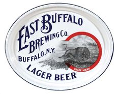 East Buffalo Brewing serving tray